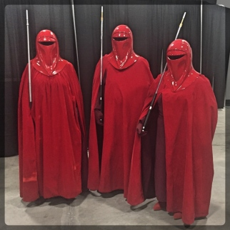 Ottawa Comiccon COttawa Comiccon 501st Legion Star Wars Cosplay