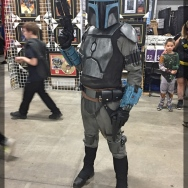 Ottawa Comiccon Cosplay Star Wars Bounty Hunter