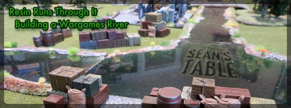 Envirotex Lite Build Terrain Wargame River