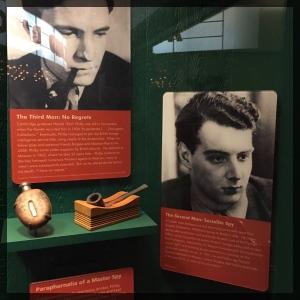 International Spy Museum Cambridge Five