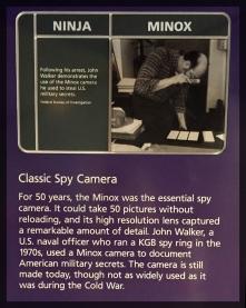 The Minox Spy Camera