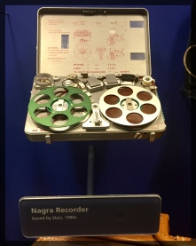 Recorder Used by the Stasi