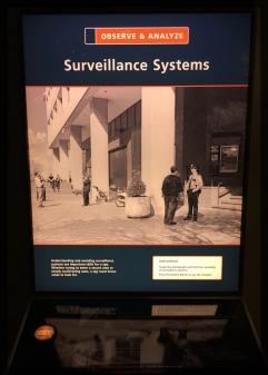 Spy Museum Washington Spy Training