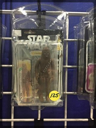 Ottawa Comiccon Ottawa Comiccon Star Wars Action Figure Chewbacca