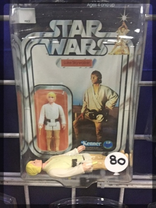 Ottawa Comiccon Ottawa Comiccon Star Wars Action Figure Skywalker