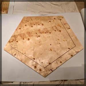 Build Game Table Speed Cloth