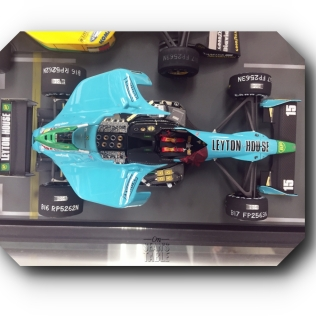 Hornet Hobbies Model F1 Blue