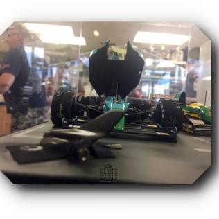 Hornet Hobbies Model F1 Front