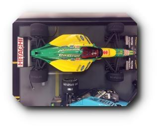 Hornet Hobbies Model F1 Yellow