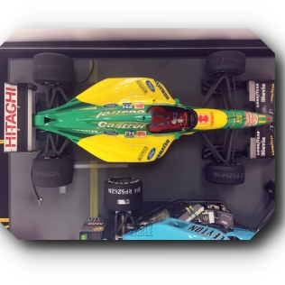 Hornet Hobbies Model F1 Yellow