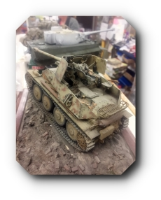 Hornet Hobbies Model German Armor