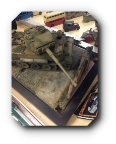 Hornet Hobbies Model German Panzer Tiger