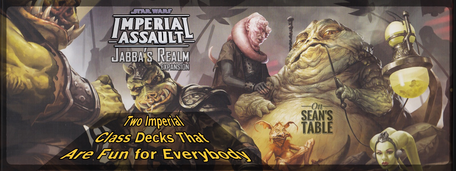 Imperial Assault Jabba's Realm Featured Image