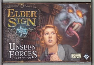Elder Sign Unseen Forces Box