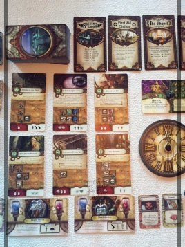 Elder Sign Unseen Forces Layout 2