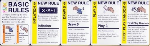 Fluxx Cards