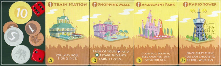 Machi Koro Board Game Cards Landmarks.jpg