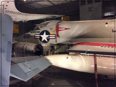 National Air and Space Museum Carrier Planes