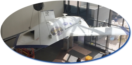 National Air and Space Museum Drones 1