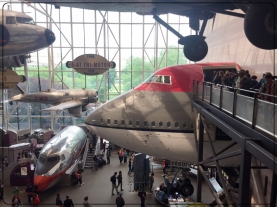 National Air and Space Museum Main Gallery