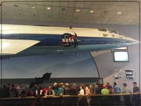 National Air and Space Museum Space NASA Starfighter