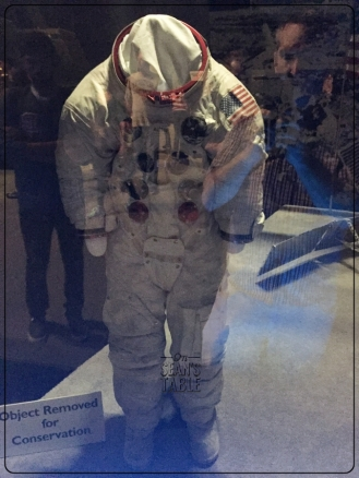 National Air and Space Museum Space Suit
