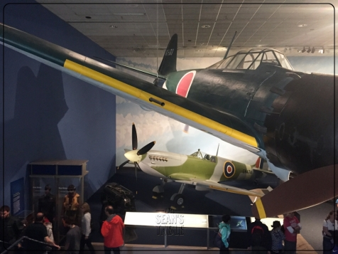 National Air and Space Museum WWII Gallery