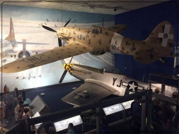 National Air and Space Museum WWII Italian 2