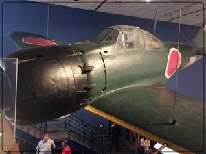 National Air and Space Museum WWII Japanese Zero 1