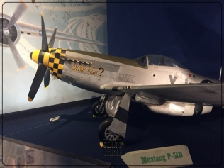 National Air and Space Museum WWII Mustang