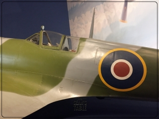 National Air and Space Museum WWII Spitfire 1