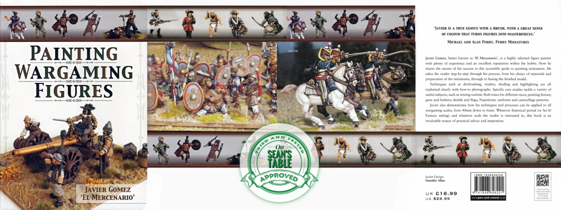 Painting Wargames Figures Featured Image