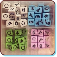 Roll for the Galaxy Dice Close Up