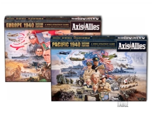 Axis and Allies Europe Pacific