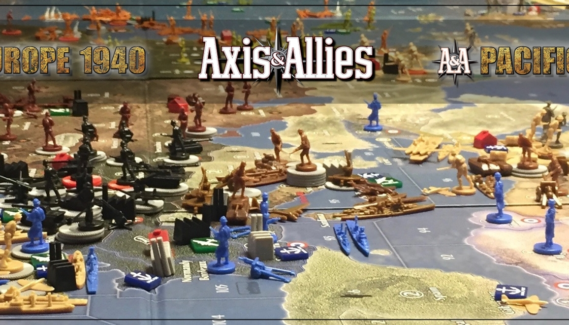 Axis and Allies Global 1940