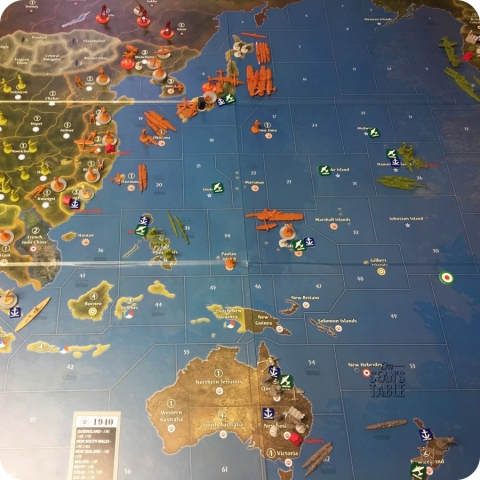 Axis & Allies: Global 1940 | On Sean's Table