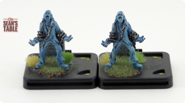 Mansion Madness Painted Figures Ghost
