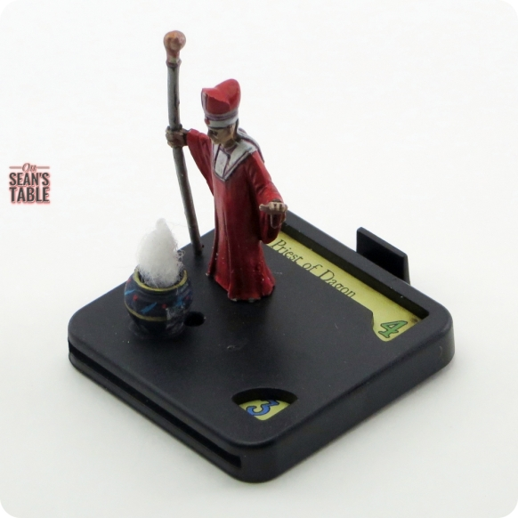 Mansion Madness Painted Figures Priest Dagon