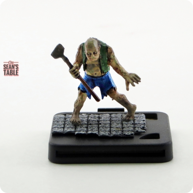 Mansion Madness Painted Figures Child Dagon