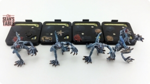 Mansion Madness Painted Figures Deep One Magnet