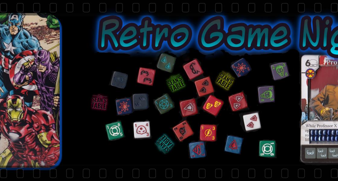 Retro Game Night Feature Image