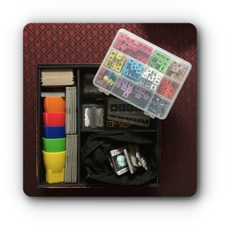 Roll For The Galaxy Organizer Ambition