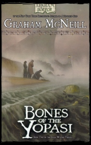 Cthulhu Fact Fiction Dark Waters Trilogy 2 Bones