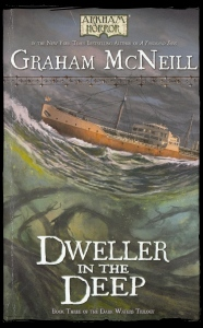 Cthulhu Fact Fiction Dark Waters Trilogy 3 Dweller