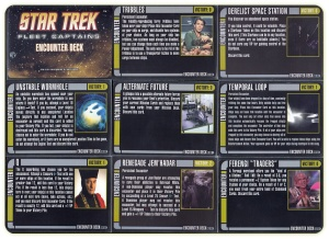Star Trek Fleet Captains Encounter Cards 2