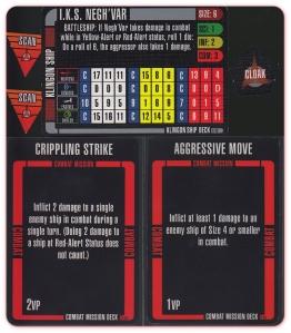 Star Trek Fleet Captains Klingon Ship Combat