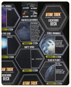 Star Trek Fleet Captains Location Tiles
