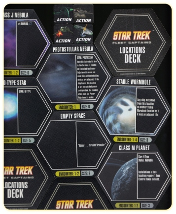 Star Trek Fleet Captains Location Tiles