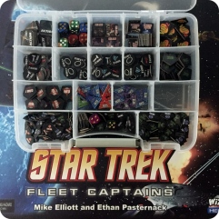 Star Trek Fleet Captains Tokens