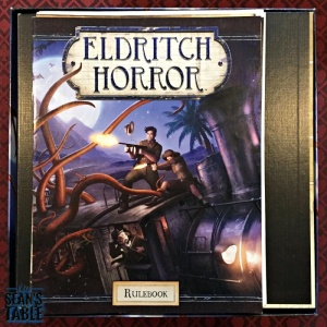 Eldritch Horror Box Storage